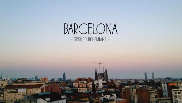 Minimaps Barcelona: Spoiled Bohemians - More in www.superminimaps.com