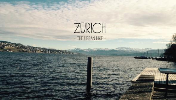 Zurich Urban Hike