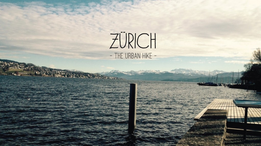 Zurich Urban Hike
