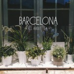 All About Tea: Barcelona