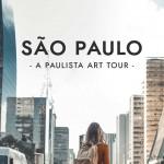 A Paulista Art Tour: São Paulo