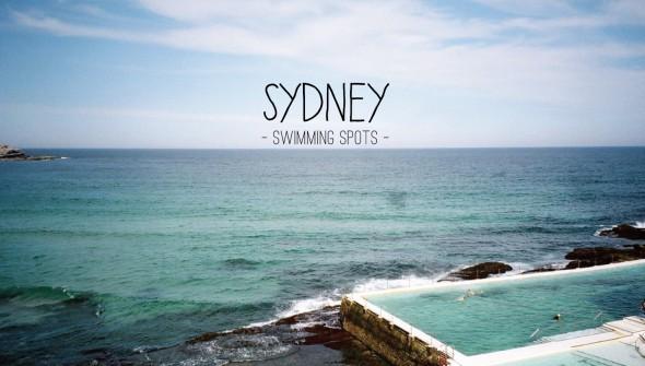 Minimap Sydney Swimming Spots - More in www.superminimaps.com