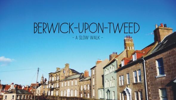 Berwick-Upon-Tweed Minimap. See more: www.superminimaps.com