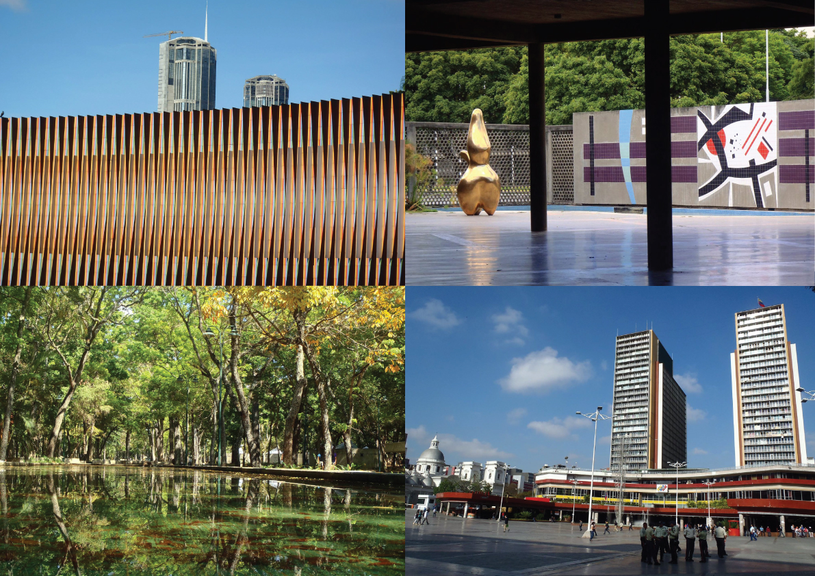 Collage-Caracas
