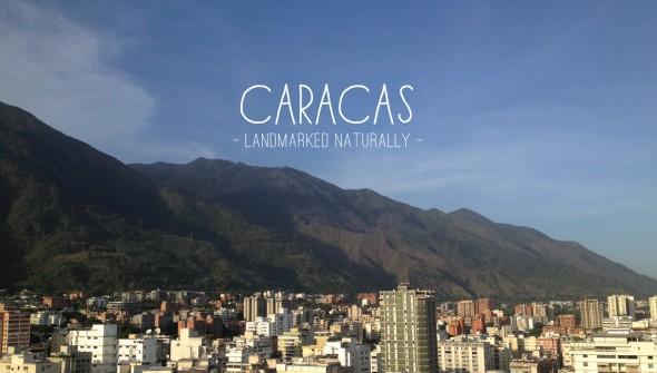 Minimap Caracas: Landmarked Naturally - see more: www.superminimaps.com