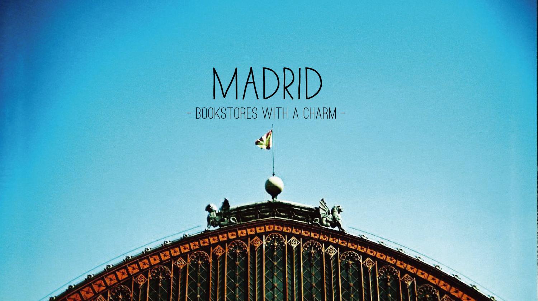Madrid-Bookstores-Minimap - superminimaps.com