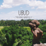 Treading Mindfully : Ubud