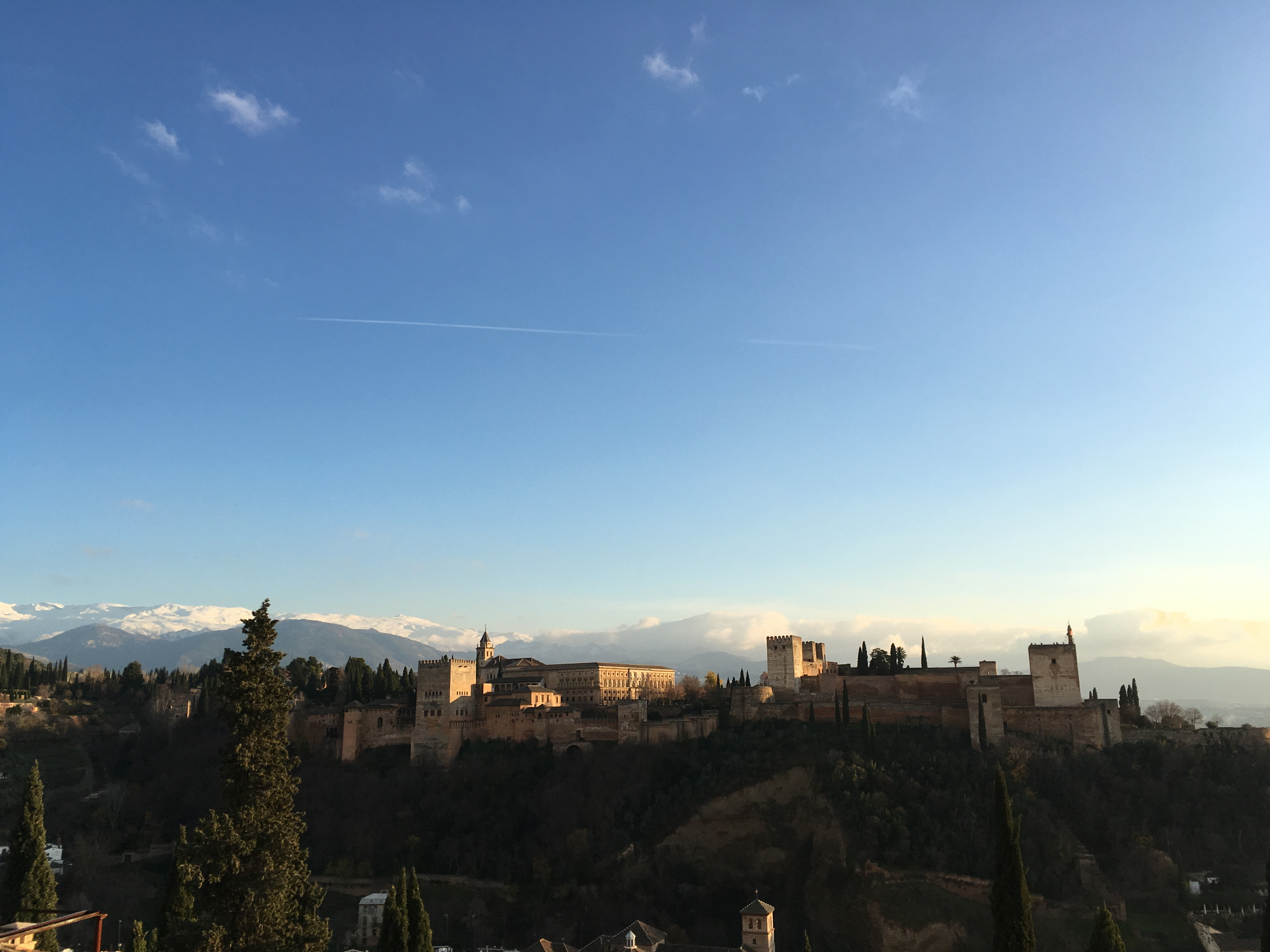 The Alhambra -again, without the polaroid in between ;)