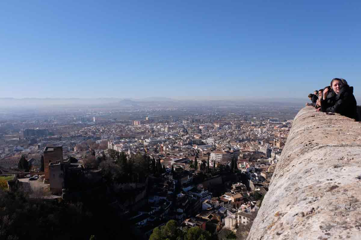View-From-Alcazaba