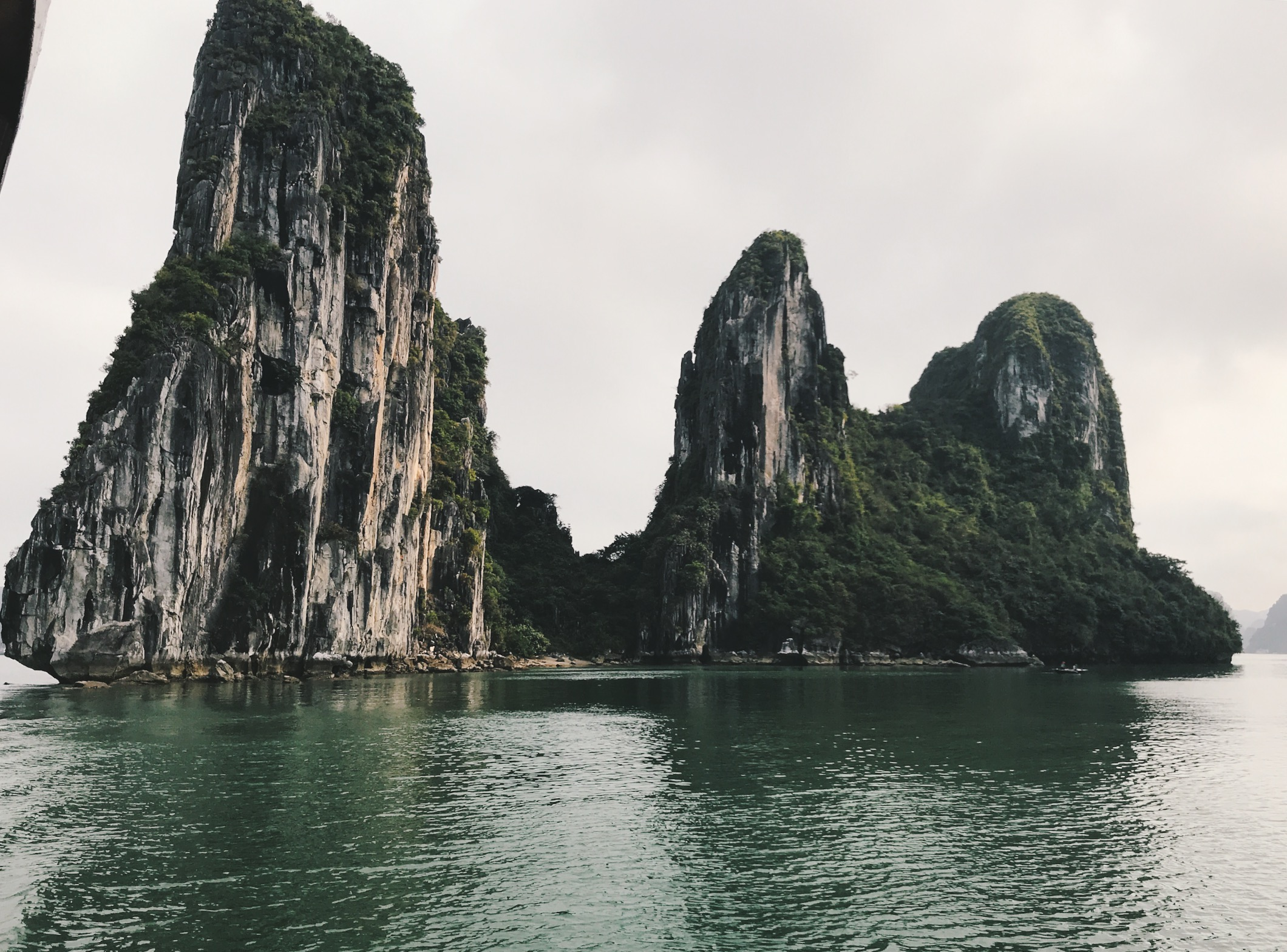 Halong Bay, a must!