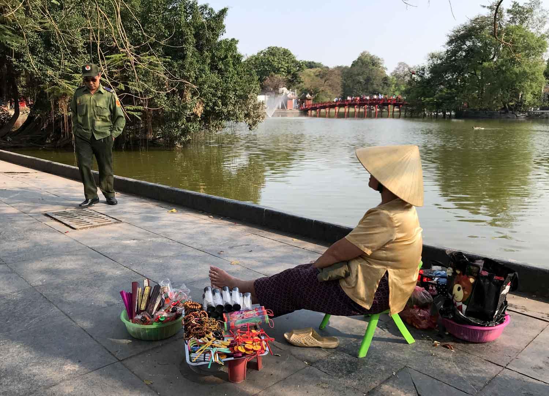 Hanoi's Hoan Kiem Lake