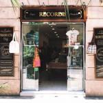 SUPERMINIMAPS @ RECORDIS SHOP IN BARCELONA