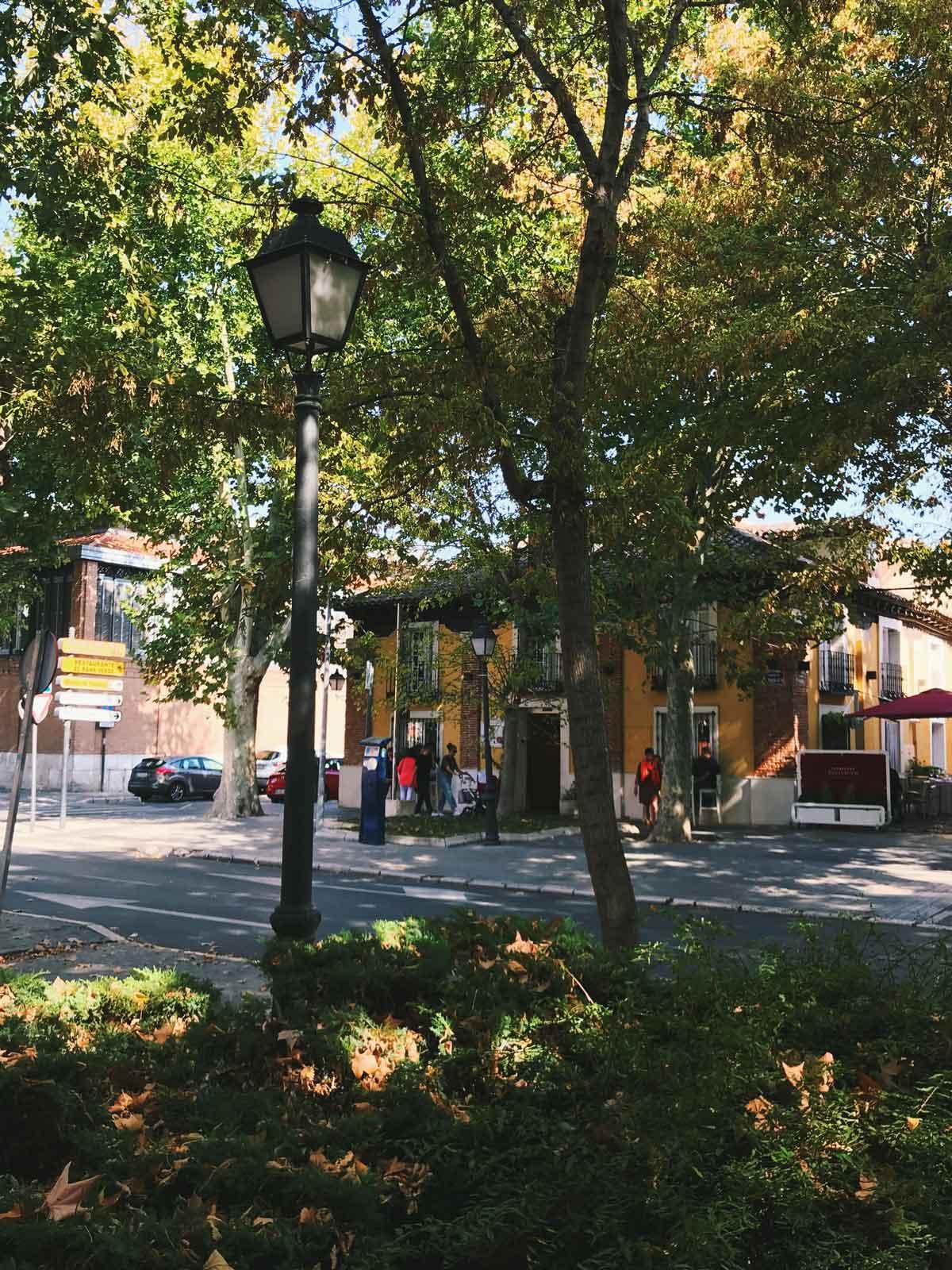 Callecita de Aranjuez.