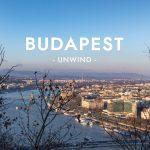 Unwind in Budapest